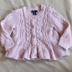 Baby GAP knit-style sweater